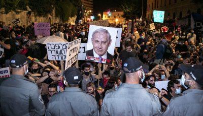 Proteste în Israel, împotriva premierului acuzat de corupție și management iresponsabil al pandemiei