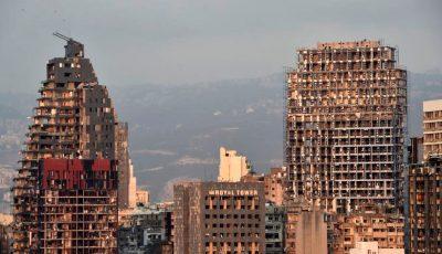 Imaginile dezastrului. Cum arată orașul Beirut după cele două explozii. Clădirile pe o rază de 24 de kilometri, avariate
