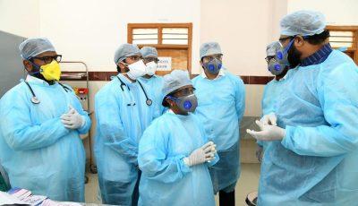 Circa 24.000 de cadre medicale s-au infectat cu Coronavirus, în Africa de Sud
