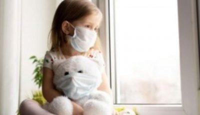 Ministru: Se constată creșterea numărului de copii infectați. În spitale, vor fi activate locuri suplimentare
