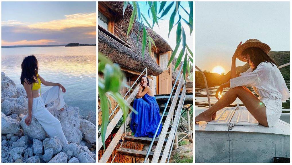 Foto: Priveliști de vis și idei pentru vacanțe în Moldova, descoperite de Lilu