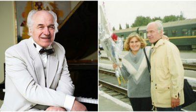 Maestrul Eugen Doga și soția sa, Natalia, sărbătoresc astăzi 58 de ani de căsnicie! Poze inedite din arhiva familiei