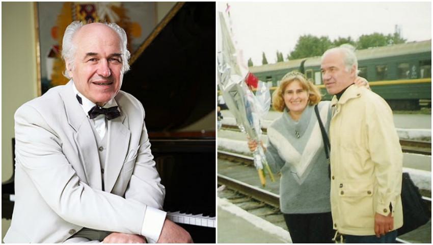 Foto: Maestrul Eugen Doga și soția sa, Natalia, sărbătoresc astăzi 58 de ani de căsnicie! Poze inedite din arhiva familiei