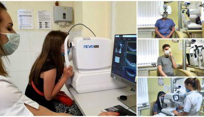 Microchirurgia ochiului: Examinarea regulată a vederii – o garanție a sănătății ochilor