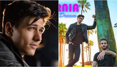 Un tânăr din Moldova este actorul principal al unui serial din California