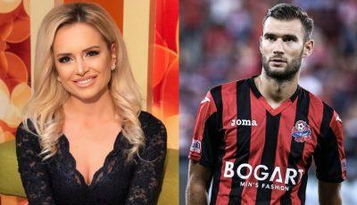 Anișoara Loghin se căsătorește cu fotbalistul moldovean Radu Gînsari!