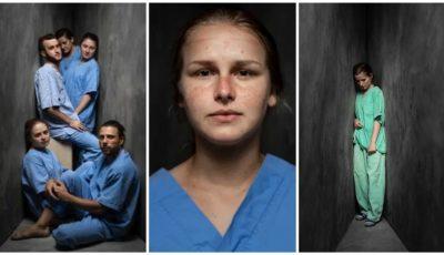 Medicii din prima linie de luptă cu Coronavirusul sunt protagoniștii unui proiect foto inedit, realizat de fotograful Alex Iordache