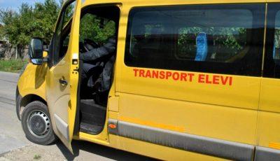 Transport comun pentru elevi și dezinfectante. Cum ar putea începe noul an școlar?