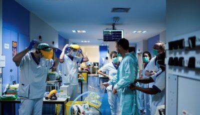 Record în România: 1.504 cazuri noi, în urma a peste 25.000 de teste efectuate în 24 de ore