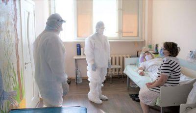 Alți 304 pacienți au învins Coronavirusul și au fost externați pe parcursul zilei de ieri