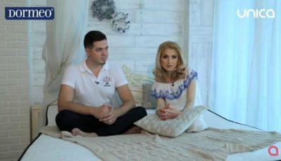 Corina și Tudor Ulianovschi: Despre diplomație chiar și în bucătărie
