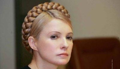 Iulia Timoșenko se află internată în stare gravă cu Covid-19
