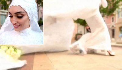 Video terifiant! Momentul exploziei din Beirut, filmat în timpul unei nunți