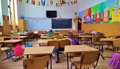 Pe 1 septembrie, își încep activitatea toate instituțiile de învățământ