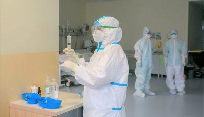 Un bărbat de 37 de ani, care nu credea în virus, a stat intubat timp de 3 săptămâni