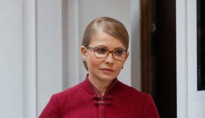 Iulia Timoșenko se află în stare extrem de gravă. A fost conectată la aparatul de ventilare mecanică