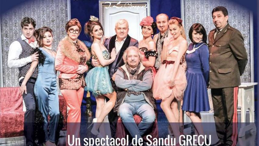 Foto: Teatrul Național Satiricus vă invită la trei spectacole în aer liber!