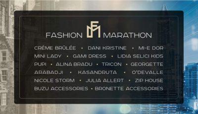 Iată cine sunt cei 20 de designeri de la Moldova Fashion Marathon!