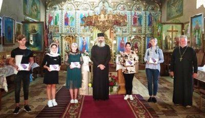Episcopia de Bălţi a oferit 100 de tablete copiilor nevoiaşi