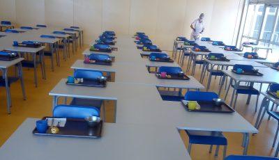 Ingenios! Modul în care portughezii au decis să amplaseze mesele în cantinele școlare