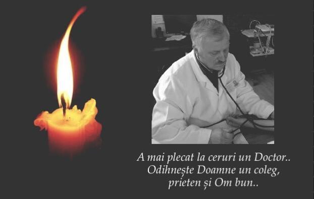 Șeful Centrului de Sănătate Rudi a decedat de Covid-19