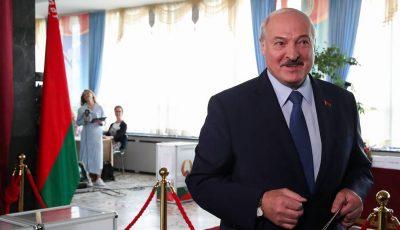 Aleksandr Lukașenko a depus jurământul de președinte, în mare secret