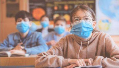 106 elevi din Chișinău infectați cu noul Coronavirus. 48 de clase, plasate în carantină