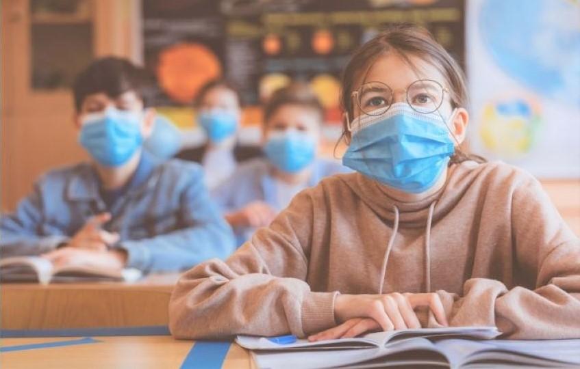 Foto: 106 elevi din Chișinău infectați cu noul Coronavirus. 48 de clase, plasate în carantină