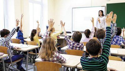 Studenții anilor III-IV sunt implicați în calitate de educatori, învățători și profesori în instituțiile de învățământ din țară