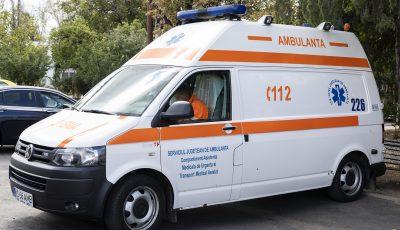 O femeie din Capitală a decedat, după ce a căzut de la etajul patru