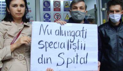 Administrația spitalului din Bălți, acuzată că ar fi concediat 14 medici care activau în secția reanimare