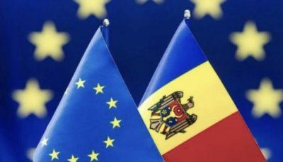 Comisia Europeană va oferi Republicii Moldova un grant în valoare de 9 milioane de euro