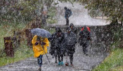 Alertă. Cod galben de ploi puternice și vijelie, în Moldova