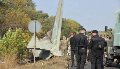 Doliu național în Ucraina, după prăbușirea avionului cu 20 de studenți la bord