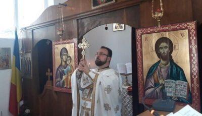 Un preot infectat cu coronavirus a murit la 37 de ani