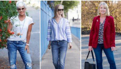6 greșeli vestimentare pe care o femeie trebuie să le evite după 45 de ani