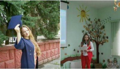 Durere fără margini. Tânăra de 27 de ani din Șoldănești, care a murit de Covid-19, era mamă a doi copii