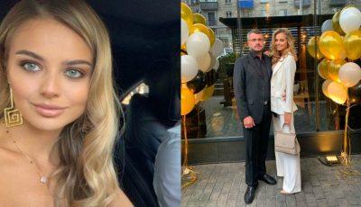 Anastasia Fotachi a împlinit 25 de ani. Cum a fost surprinsă de iubitul său, omul de afaceri Gabriel Stati