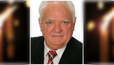 Comunitatea academică și-a luat rămas bun de la profesorul Ion Țîbîrnă