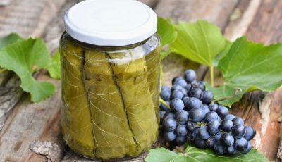 Frunzele de viță-de-vie scad colesterolul și reglează tensiunea arterială