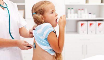 În Chișinău crește numărul copiilor internați cu pneumonii