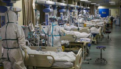 Covid-19 în Europa: Spitalele încep să se umple din nou