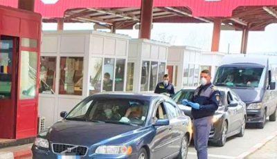 Cetățenii români, care se află pe teritoriul Republicii Moldova, pot solicita suspendarea carantinei la intrarea în România