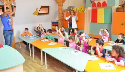 Din 7 septembrie, grădinițele din Chișinău își vor relua programul obișnuit de activitate