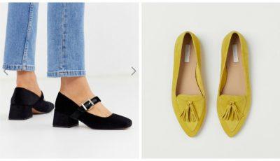 Modele de pantofi la modă în acest sezon: exemple de la cele mai recente prezentări de modă!