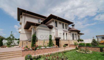 Cum arată o casă de peste 1 milion de euro care se vinde în Capitală și cui ar aparține?