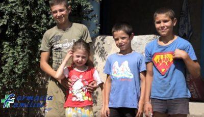Sărăcia uneori ne poate curma vise: 4 copii cu diplome de merit au nevoie de ajutor!