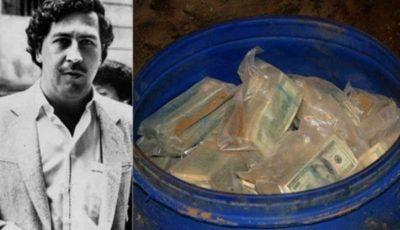 Nepotul lui Pablo Escobar a găsit 18 milioane de dolari ascunşi în peretele casei unchiului său