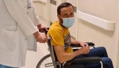 Medicul Mihai Stratulat a suferit o intervenție chirurgicală