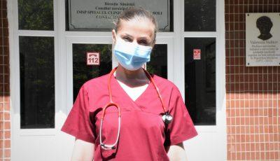 Mărturiile unui medic pediatru din țara noastră, aflat în prima linie de luptă cu virusul Covid-19
